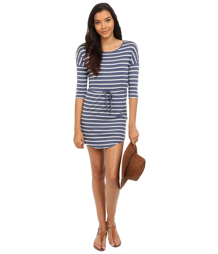 """Rating: 5/5 Price: $25 Sizes: XS-XL Available in four colors.""""This is so cute that I ordered all three colors. I am normally a size 10-12 and the large fit perfectly."""" —Cassi"""