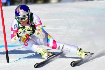 Presumably, speeding down a mountain anywhere between 80-90 miles per hour would cause any contact lens to dry out. Vonn, a world champion alpine skier, shouldn't have to worry about that anymore after getting LASIK in 2010.Vonn's gone on to win her fourth World Cup overall championship, in 2012, and this year she won her first three races of the season. She holds the world record for most World Cup podium appearances by a woman.