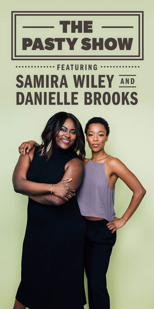 Danielle Brooks And Samira Wiley Make Orange And Black Mac And Cheese