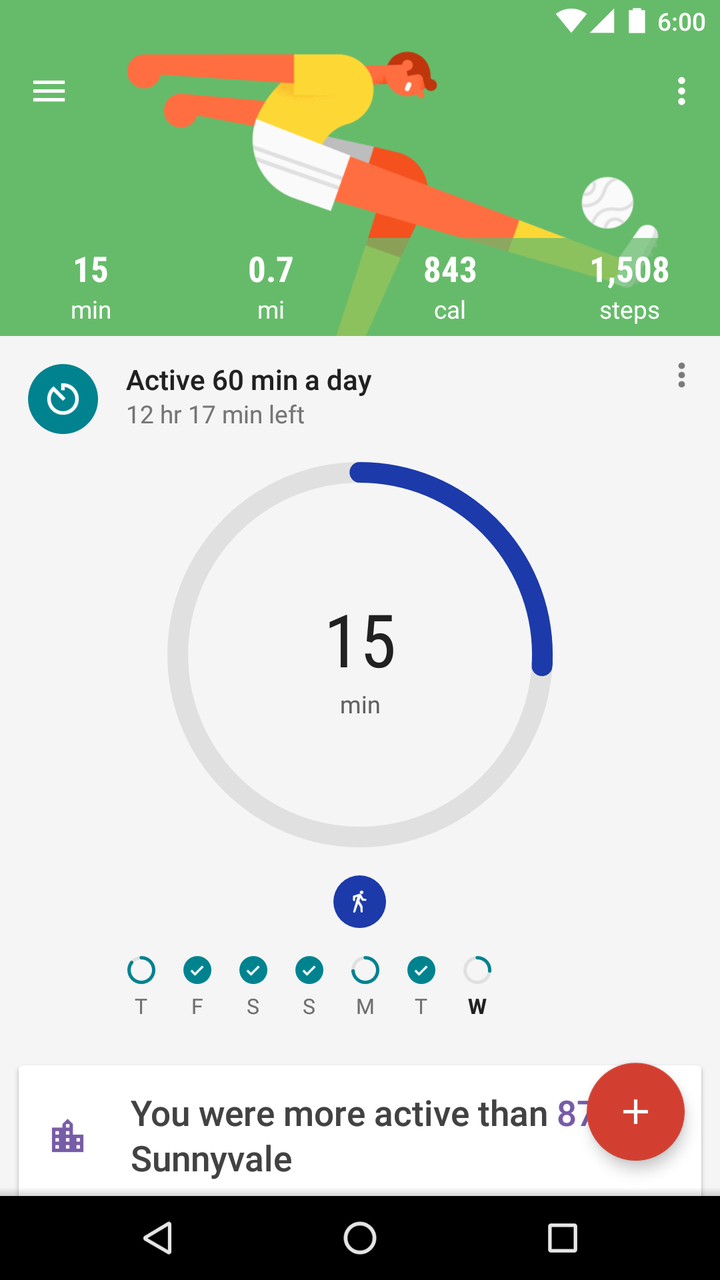 Google Fit Has A Brand-New Look