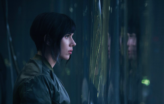 """""""Ghost In The Shell"""" Producer Defends Scarlett Johansson's Role In The Film"""