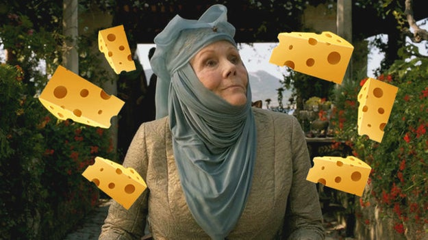 Image result for queen of thorns cheese