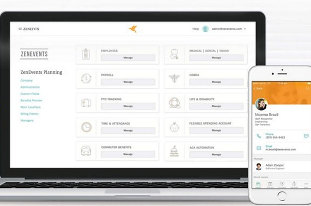 Zenefits Slashes Valuation To $2 Billion In Deal With Big Investors