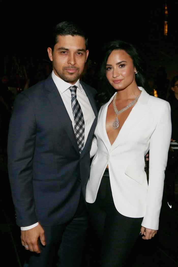 Looks like Demi's going to be single for the summer.