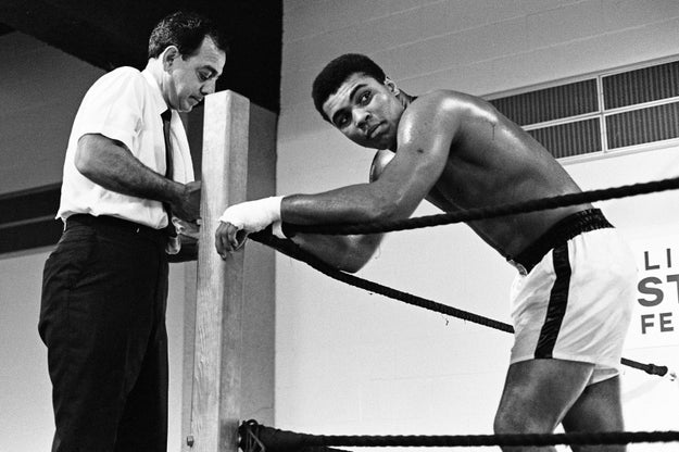 """""""Cassius Clay is a slave name. I didn't choose it, and I didn't want it. I am Muhammad Ali, a free name, and I insist people using it when speaking to me and of me."""""""