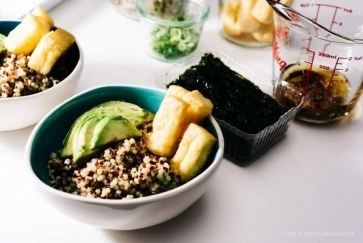 Recipe 2 - Quinoa Breakfast Bowl