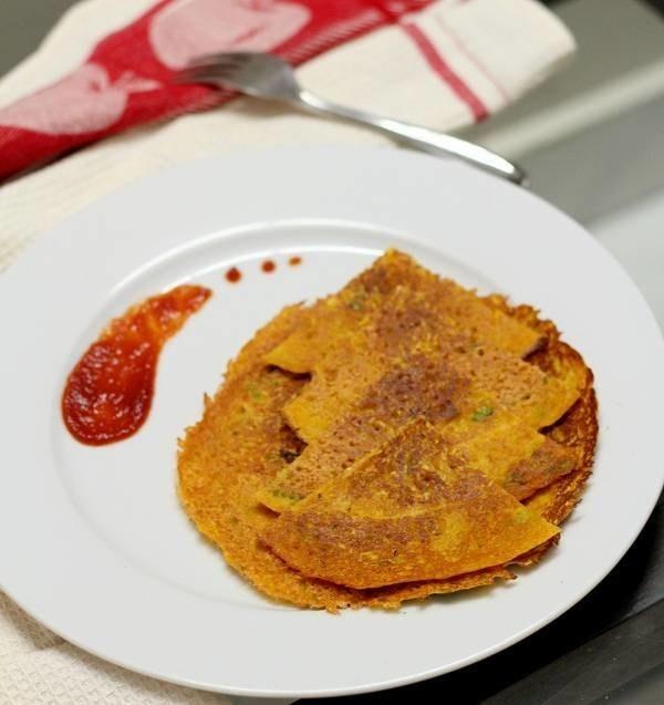 Recip 9 - Besan Pancakes