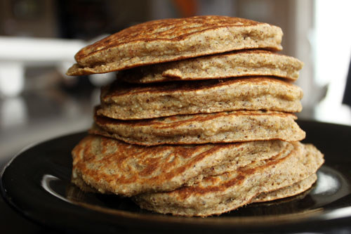 Recipe 3 - Oats Pancakes
