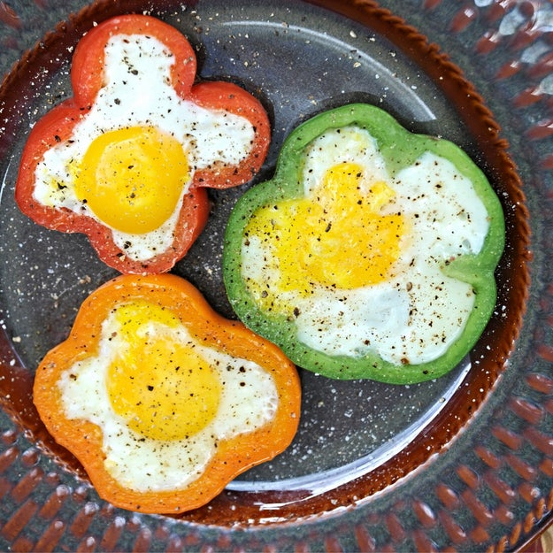 Recipe 8 - Egg in a Pepper