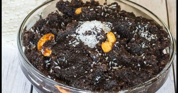 Recipe 10 - Ragi Halwa