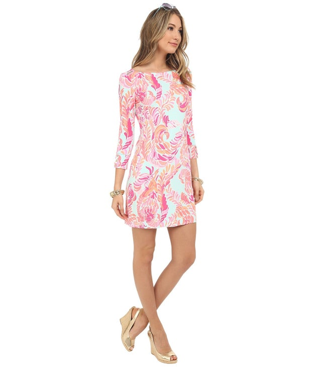 A Lilly Pulitzer UPF 50 dress that'll protect you from the sun.