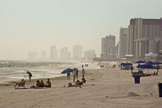 Onde tudo acontece: Panama City Beach – Panama City, Flórida