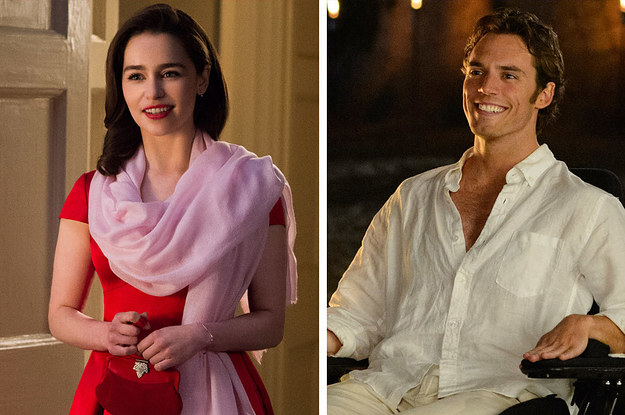 11 Ways Me Before You Was Changed From The Book