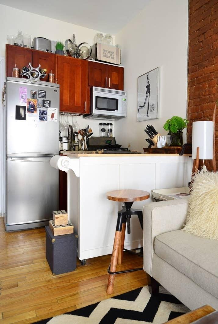 13 Diminutos apartamentos en los que querrás vivir