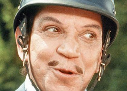 Si pasas demasiado tiempo sin quitarte el bigote, le empiezas a hacer honor al buen Cantinflas.