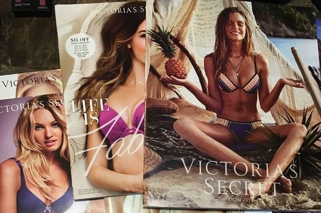 Fallen angels? Victoria's Secret sales plunge