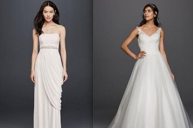 We Know What Your Dream Wedding Dress Looks Like