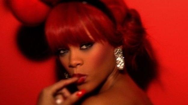 """S&M"" by Rihanna"