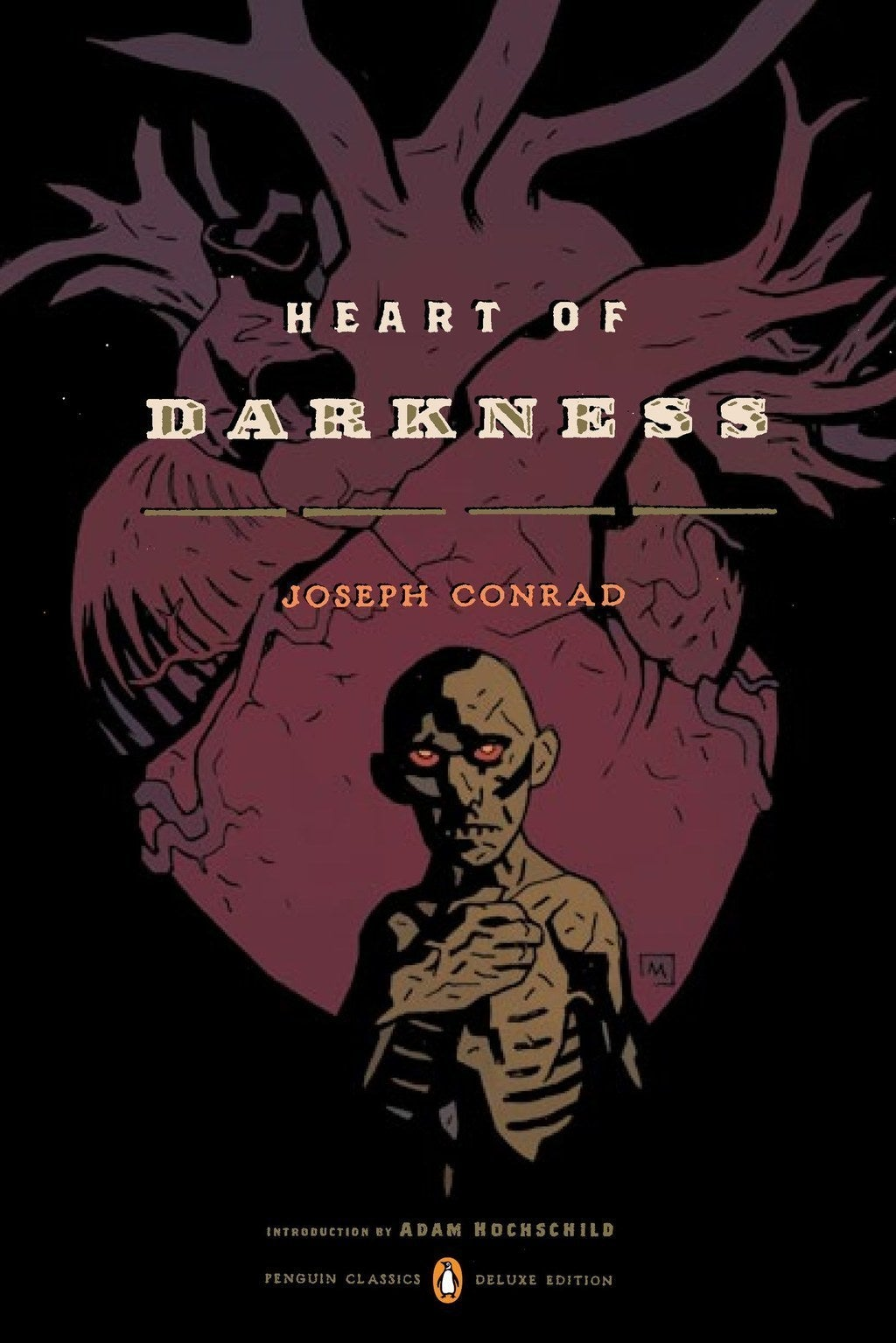 the use of symbols for conveying the feelings of the characters in joseph conrads heart of darkness In heart of darkness, the titular darkness represents various parts of reality, human nature, and the corruption of decency when faced with insurmountable obstacles marlow uses it regularly.