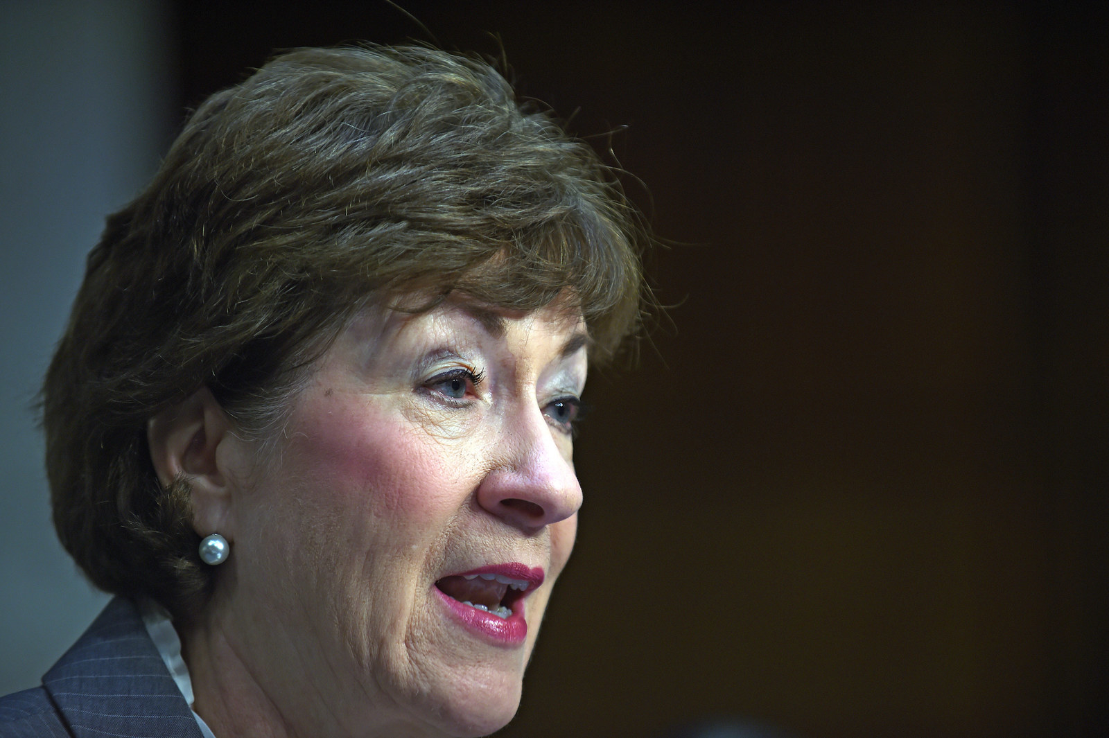 """Susan Collins: """"Very Difficult"""" To Back Trump After His Attack On Federal Judge"""