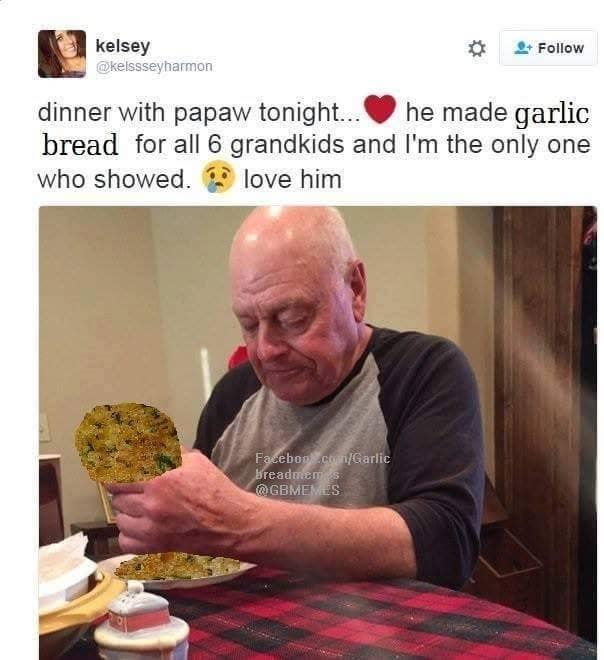 flirting meme with bread video recipe video