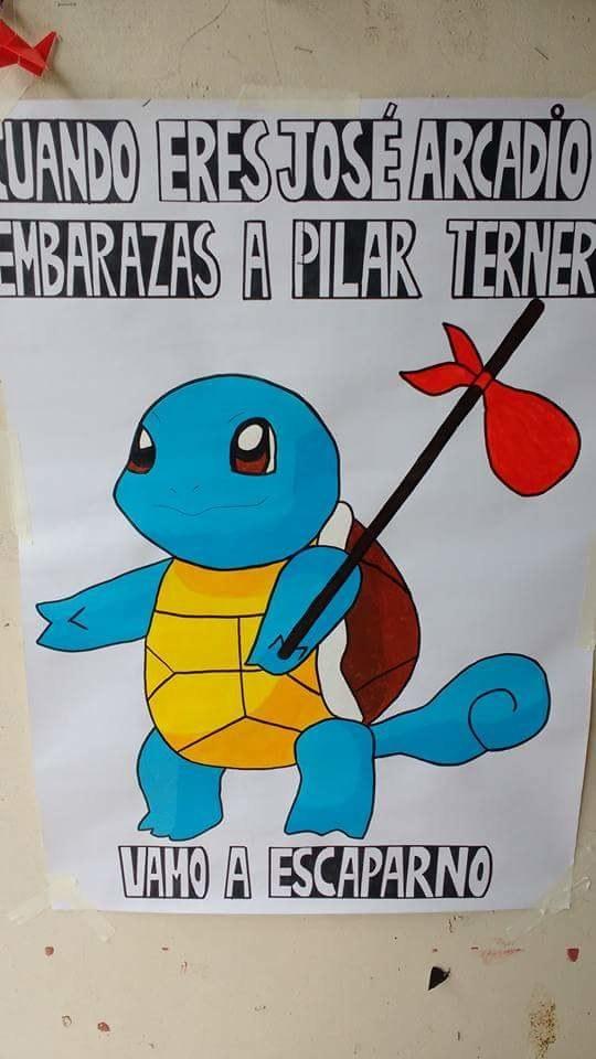 Pilar sólo quería ayudar a los Buendía y así le pagan.
