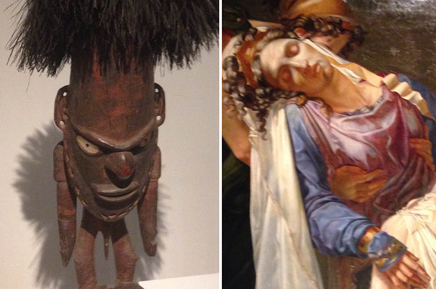 21 College Student Struggles Perfectly Described By Art History