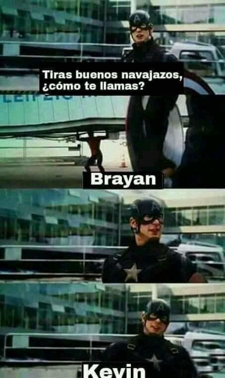Pero la amistad entre el Brayan y el Kevin va más allá de las mujeres.