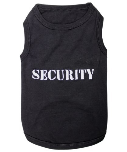 A tee that turns your dog into the best security guard around.