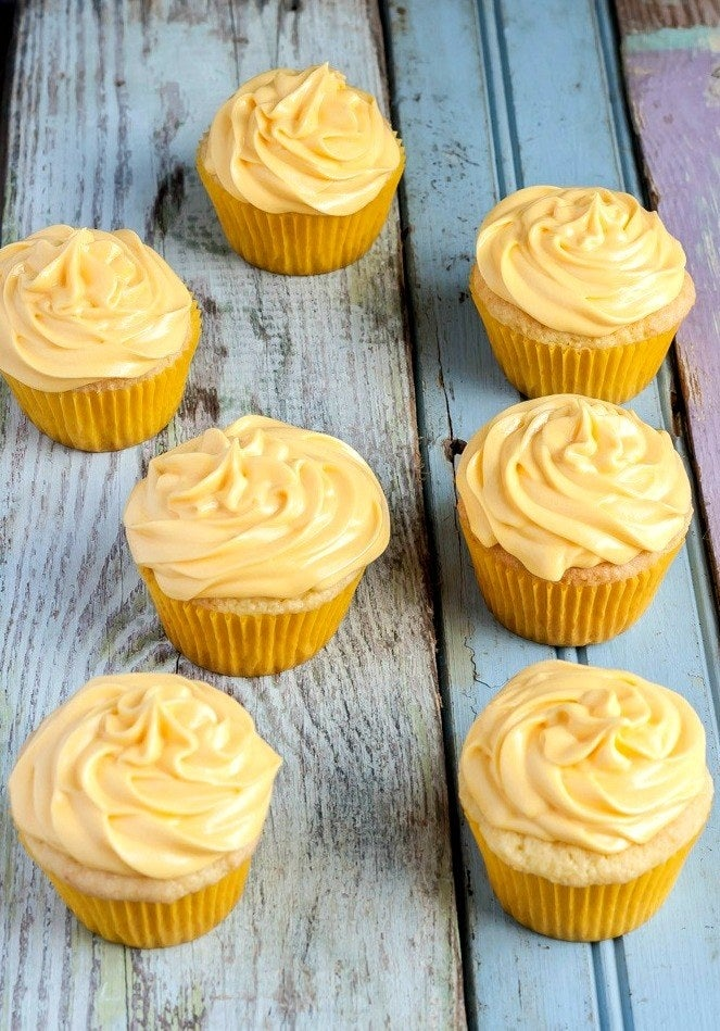 Frosting covered perfection. Get the recipe here