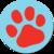 Pets Feed Paw badge