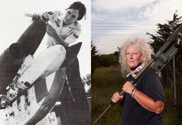 Linda Cox overcame discrimination, ridicule, and explosives to become the military's first female bomb technician over 40 years ago. Just don't call her a feminist role model. Read it at BuzzFeed News.