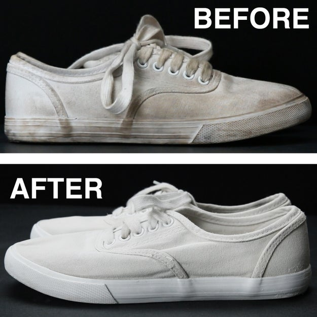 Best Canvas Shoe Whitener