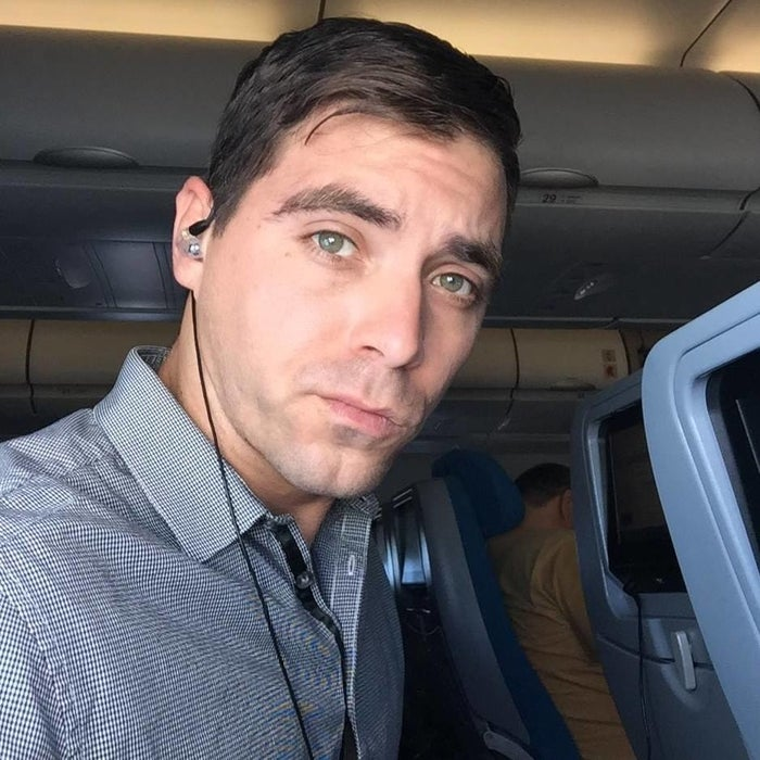 The widely circulated photo of Edward Sotomayor Jr.