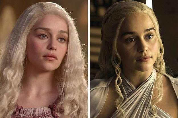 The Cast Of Game Of Thrones Then Vs Now