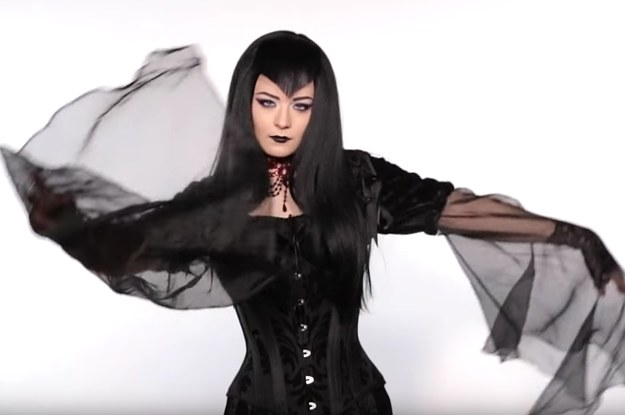 This Is What Goth Has Looked Like Throughout The Ages