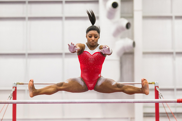 How The World S Greatest Gymnast Became Inevitable