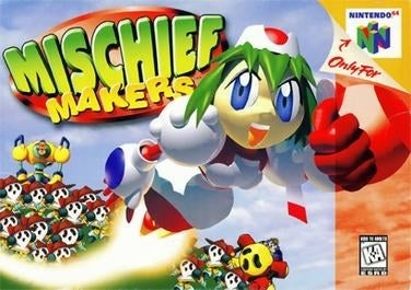 Although the N64 was mostly known for its 3D games, there were some standout 2D games as well. Mischief Makers was a quirky and unique 2D side scrolling platformer with bizarre worlds and memorable sound bites. This colorful game had some of the best level design on the N64 showed how awesome 2D games could still be even as gaming entered the third dimension.