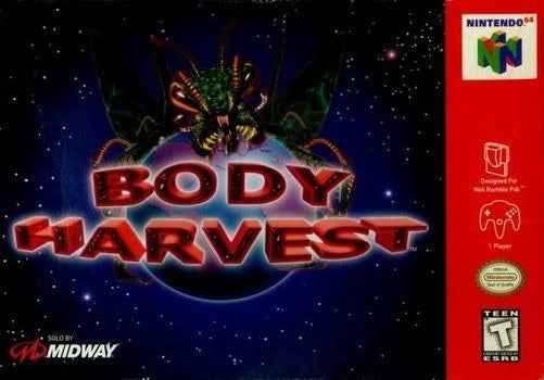 One thing that you can say about Body Harvest is that it had the darkest and the grimmest story of any N64 game. But despite the creepy story about trying to prevent the end of the human race Body Harvest was a lot of fun and helped to lay the groundwork for the open world genre. From being able to pick where to go and being able to steal any vehicle needed to get the job done Body Harvest was a unique game for the time. It would be cool to see what changes and upgrades a sequel would bring to the table especially sine the developer ended up making a little game called GTA III.