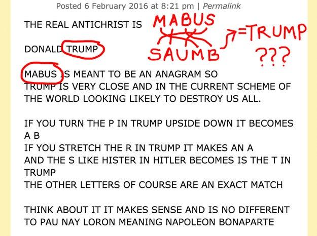 nostradamus third antichrist mabus