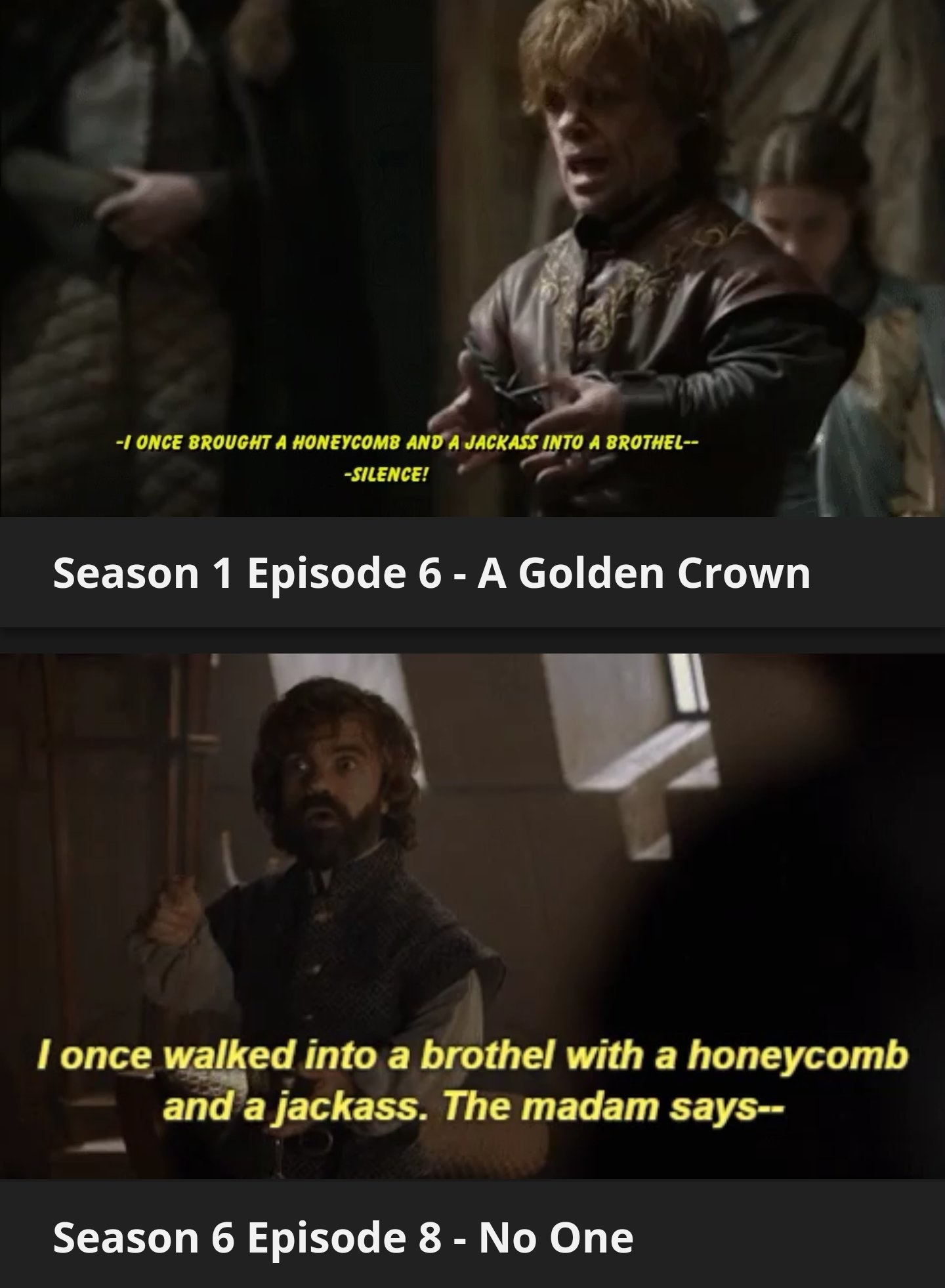 """This Is The Biggest Mystery Of """"Game Of Thrones"""" Thus Far"""