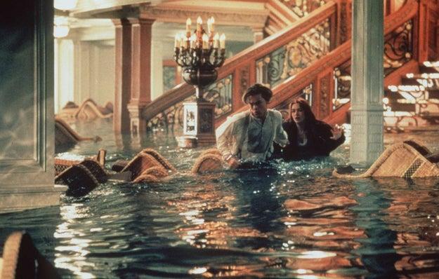 「タイタニック」は1997年の映画。でも、20近く経った今も、セリーヌはこの映画への熱い思いを抱いているらしいことが、最近判明しました。