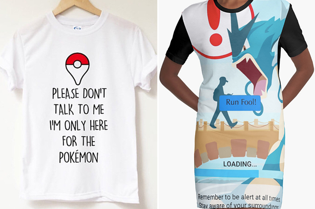 67159a00 16 Stylish Ways To Prove That Pokémon Go Has Officially Taken Over Your Life