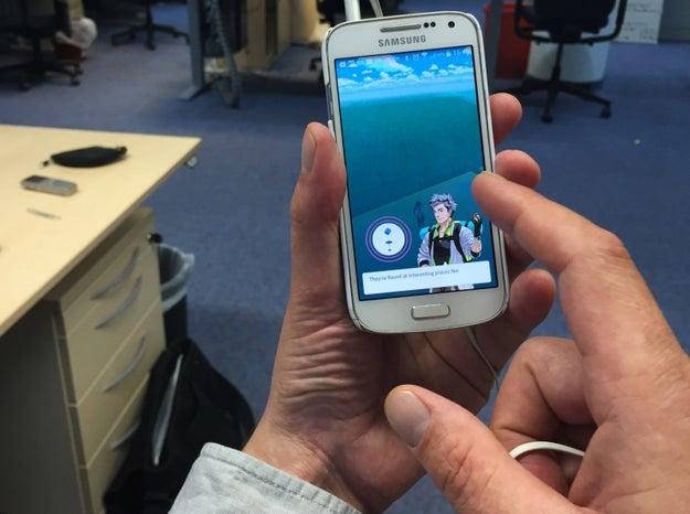 El juego para teléfonos móviles está destruyendo al mundo entero.