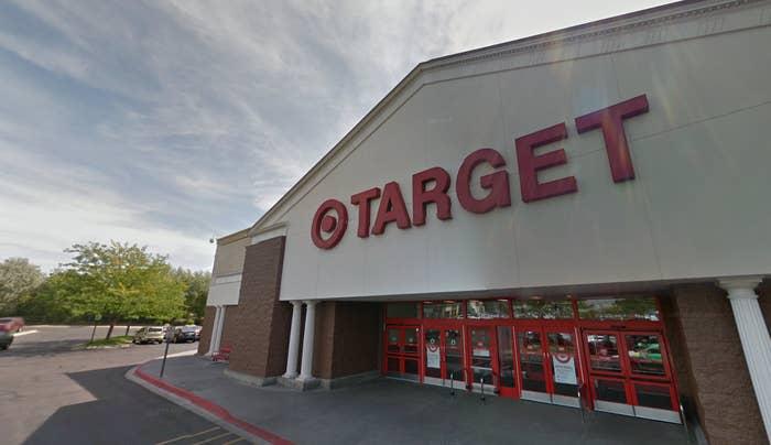 The Target in Ammon, Idaho.