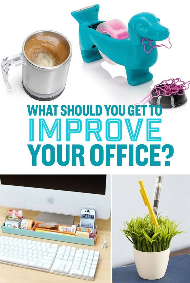 Here's How You Can Instantly Improve Your Office