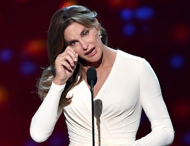 It's been one year since Caitlyn Jenner was honored at the ESPYs with the Arthur Ashe Courage Award and delivered an emotional, powerful speech about her transition.