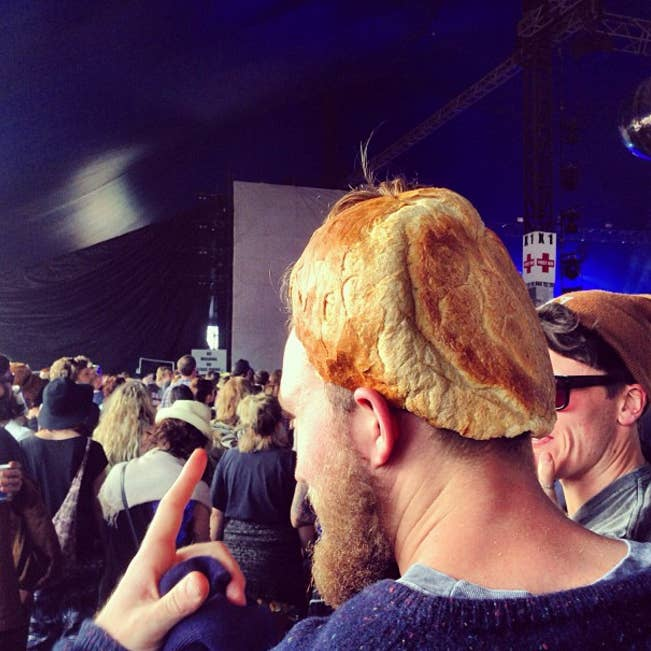 From culturally offensive accessories to bread hats, you know you'll see it all.