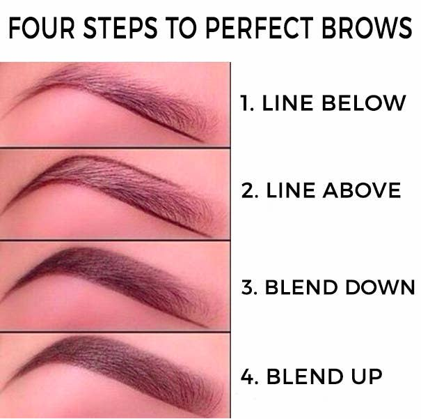 If you already have a brow brush, you can fill your brows in with brow powder ($23). If you don't have a brush and would rather use a brow kit, you can get one on Amazon for $4.19