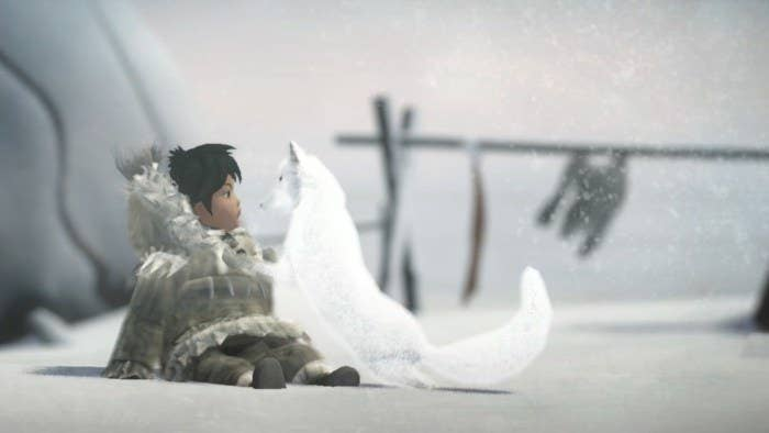 The story is just as awe-inspiring as the gameplay, which requires you to swim through underwater caverns, leap on floating ice islands, and master other obstacles unique to the extreme conditions of the Arctic.